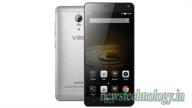 Lenovo Vibe P1 Turbo announced in India