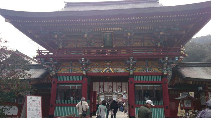 祐徳稲荷神社、千と千尋の神隠しっぽい