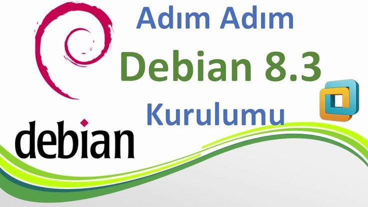 Adım #Adım #Debian 8.3 #Linux #Sunucu Kurulumu ve Debian Linux Kurulumu #nasıl yapılır, #video  anlatımımıza hoşgeldiniz.  Bu videomuzda, yeni Debian 8.3 Linux Sunucu Kurulumu ve Debian Linux Kurulumunun nasıl yapıldığını inceleyeceğiz.Bu anlatımımızda, Biz kurulumumuzu #VMWare #Workstation üstünde yapacağız.   Adım Adım Debian 8.3 Linux Sunucu Kurulumu ve Debian Linux Kurulumunu #Görsel ve #metin anlatımını gerçekleştirdiğimiz #blog yazımıza. aşağıdaki linkten ulaşabilirsiniz…