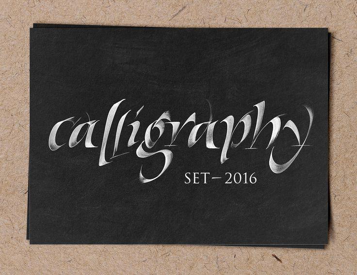 Ознакомьтесь с моим проектом в @Behance: «Calligraphy set» https://www.behance.net/gallery/45302281/Calligraphy-set