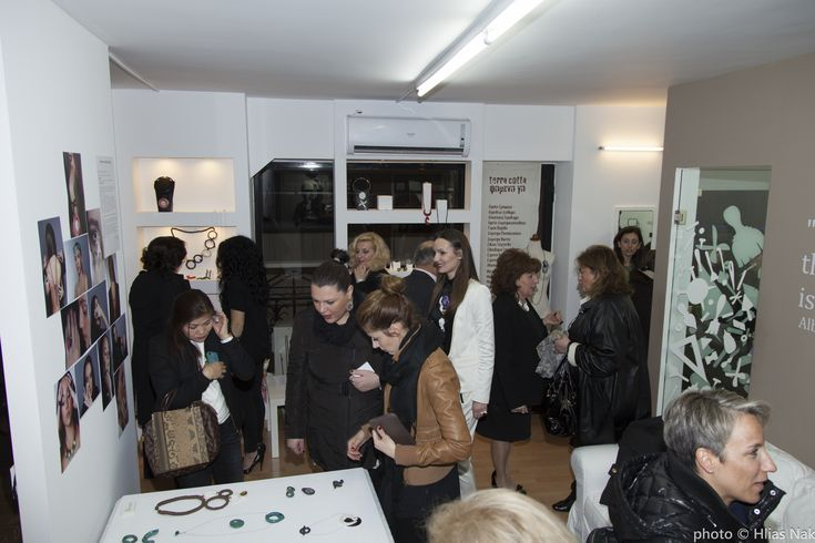 Contemporary Ceramic Jewellery Exhibition