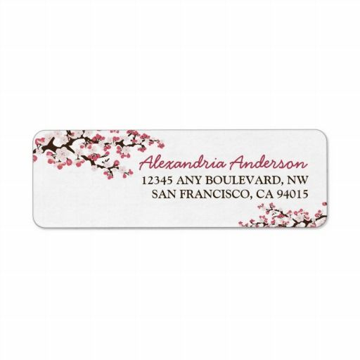 Best Breast Cancer Return Address Labels Images On