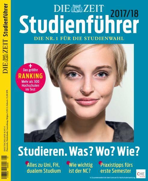 Zeit Studienführer 2017-2018