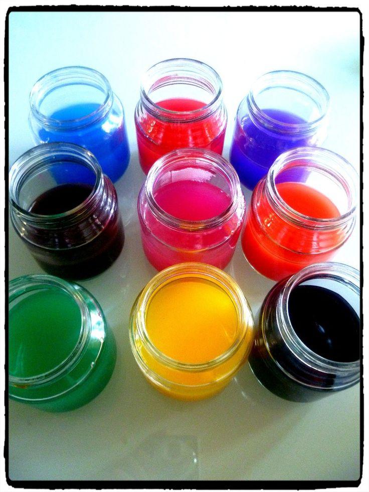 jouons avec l 39 eau liz petit pot en verre experience enfant et pot en verre