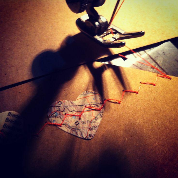 Paper...heart
