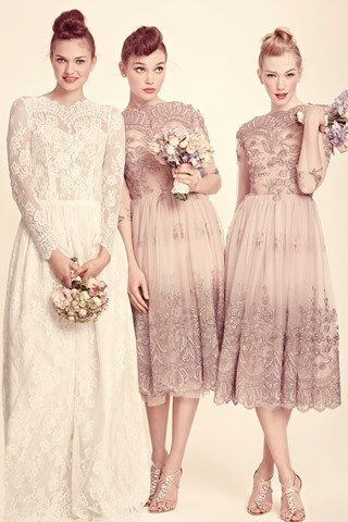 bridesmaid dresses but in robin blue