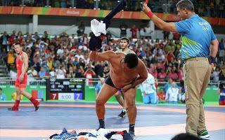 Ο ΚΟΣΜΟΣ ΤΩΝ ΣΠΟΡ: Πάλη: Τιμωρήθηκαν οι Μογγόλοι προπονητές - «στρίπε...
