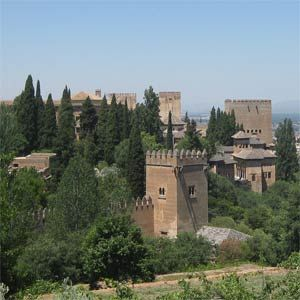 Afternoon Alhambra Guided Tour with Tickets – Without Transport