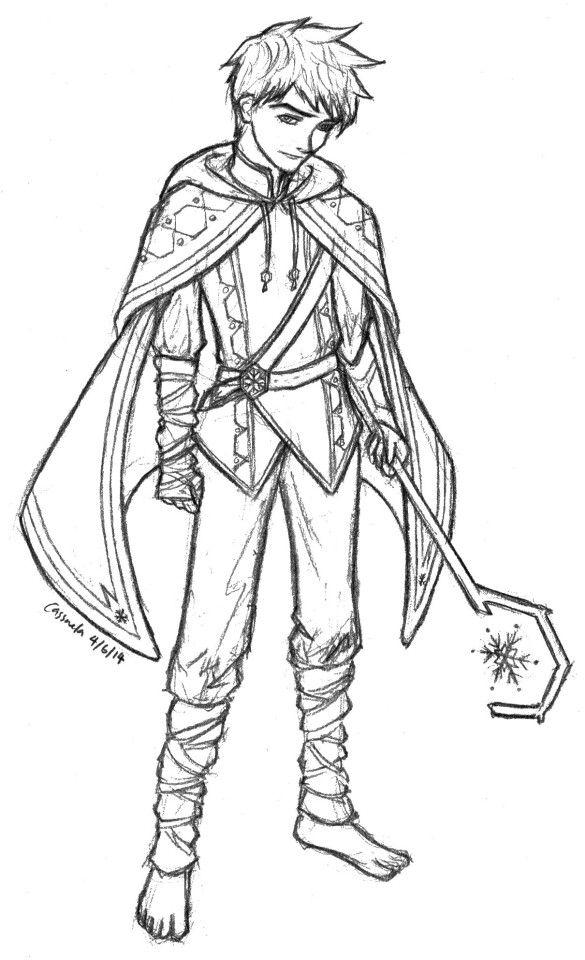 Wimter prince Jack Frost