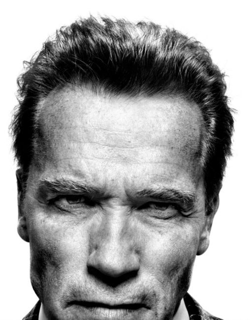 Arnold SCHWARZENEGGER © PLATON
