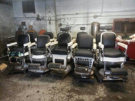 Vintage Belmont Barber Chair Parts - Vintage Belmont Barber Chair Parts Sante Blog