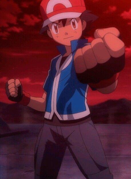 Ash Ketchum!!!! Más