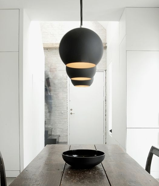 understated, rustic, modern - high contrast, all at once.