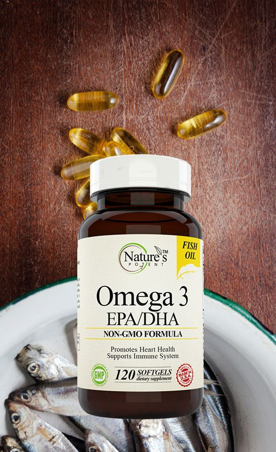 Omega 3 EPA/DHA Fish Oil is essential for your overall health as they have an ability to reduce inflammation and promote cardiovascular health.