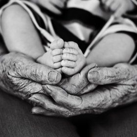 Generations: Ideas, Life, Baby Feet, Beautiful, Pictures, Families Photos, Grandma Hands, Baby Photography, Baby Photos