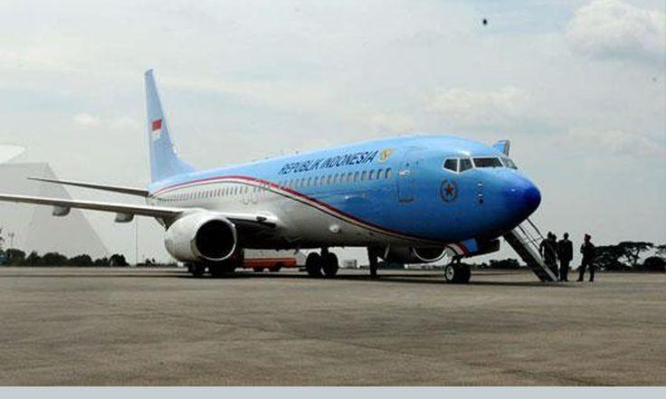 pesawat Presiden Indonesia