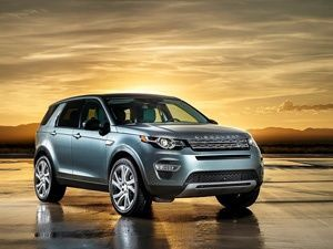 Land Rover to launch the Discovery Sport Tomorrow
