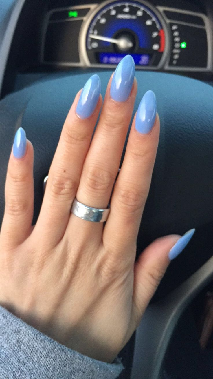"Delicious Nail Designs: 2 Coats Red Carpet Manicure In ""Blue Delicious"""