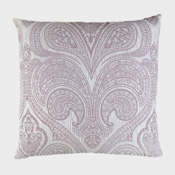 Add a romantic feel with this beautiful and elegant pattern. Available in different sizes. Feather down insert included! Starts at $69.95  #romance #pillow #trendy #homedecor #montreal #canada #maxillari