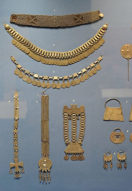 Mapuche Silver Jewelry by Teyacapan, via Flickr