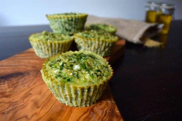 iglo, foodness, diepvries, spinazie, muffin, gezond, recept