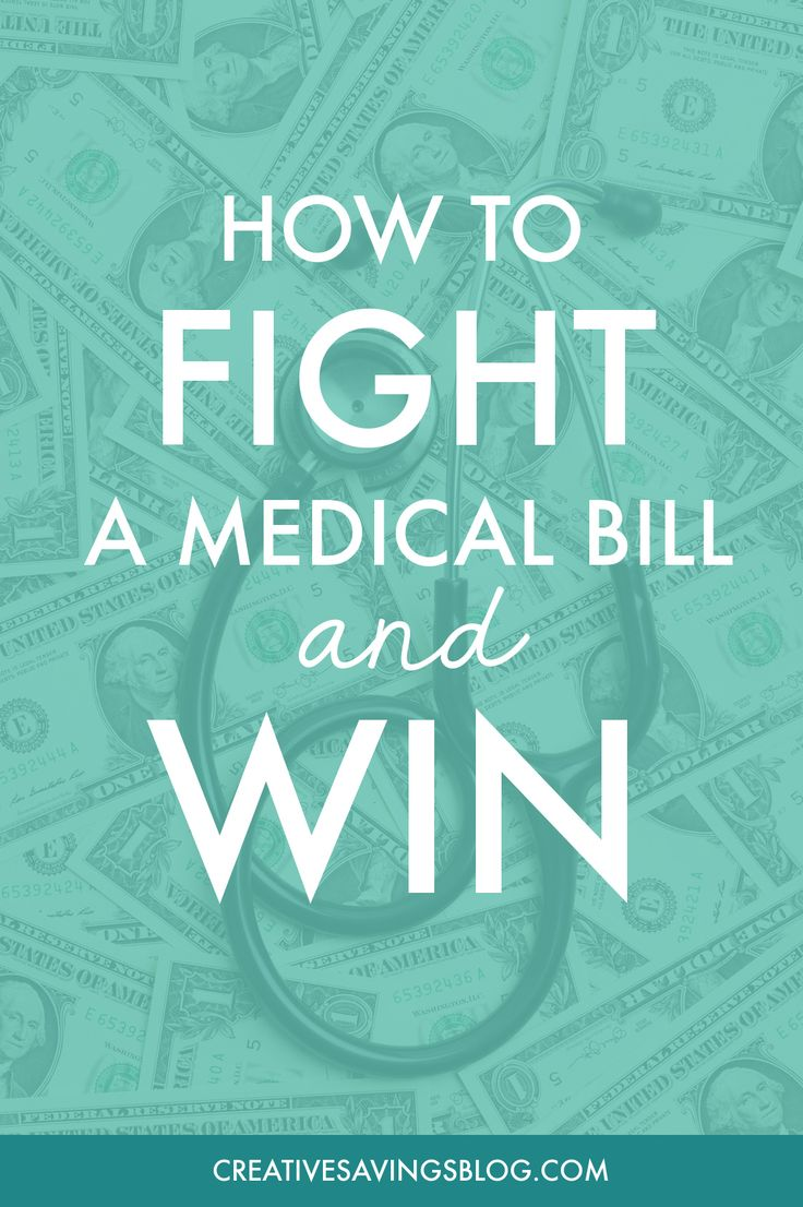 Oh wow! She fought a medical bill for almost two years and WON! I'm embarrassed to admit that I don't really understand my insurance and or exactly what is covered, but I would hate to be stuck with a medical bill like this. She offers a great step-by-step guide to dispute an unexpected charge. I'm going to use this the next time I have a question about my bill! via @creativesavings