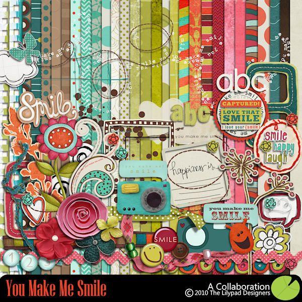 Collab: You Make Me Smile