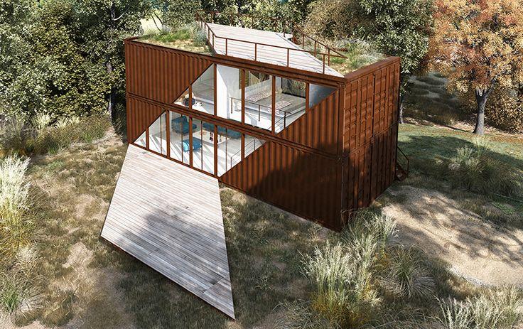 c-Home - LOT-EK Architecture & Design