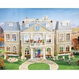 30 best calico critters images on pinterest educational - Calico critters deluxe living room set ...
