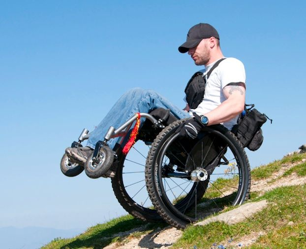 Andy Campbell's Epic Wheelchair Challenge: 30,000 Miles Around the World : Discovery News.>>> See it. Believe it. Do it. Watch thousands of spinal cord injury videos at SPINALpedia.com