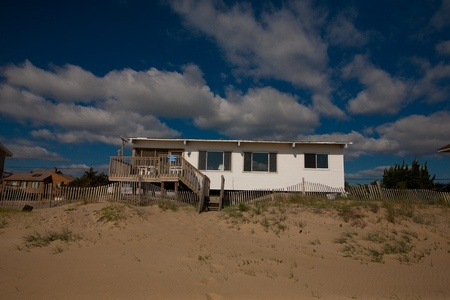 Reed S Roost Oceanfront Beach House Rental