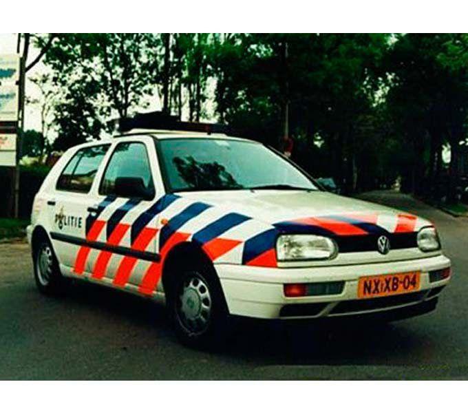 Politieauto's Oude Automerken (jaartal: 1990 tot 2000) - Foto's SERC