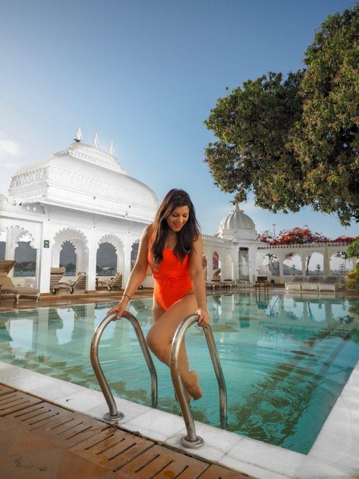 Staying at Taj Lake Palace Hotel, Udaipur Octopussy's