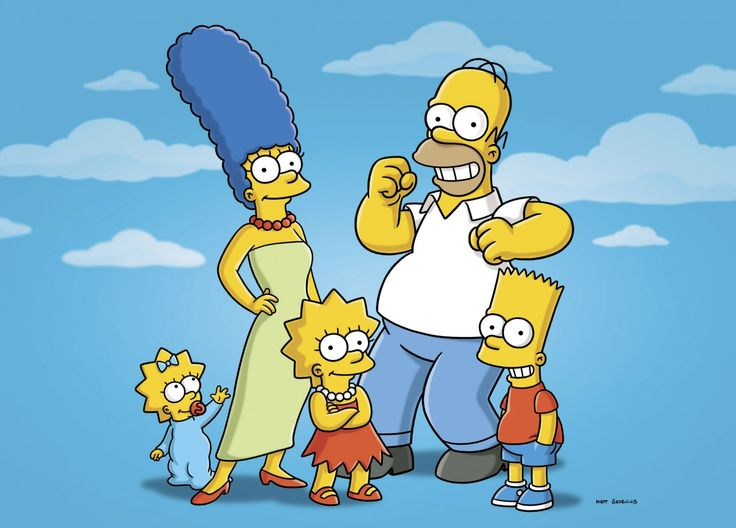 'The Simpsons' will keep d'oh-ing it for another 2 seasons #Entertainment_ #iNewsPhoto