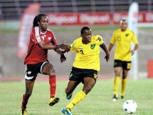 Reggae Boyz to face off Against Trinidad & Tobago