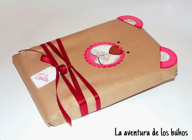 8 best Paquetes de regalo images on Pinterest Gift wrapping