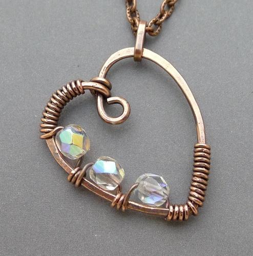 copper heart nice