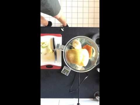 Courgette banaan appel smoothie recept - Supersnel gezond