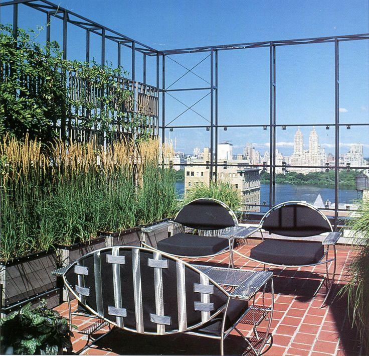 Roof Terrace Garden Design: Roof Terrace // Sonny Garcia
