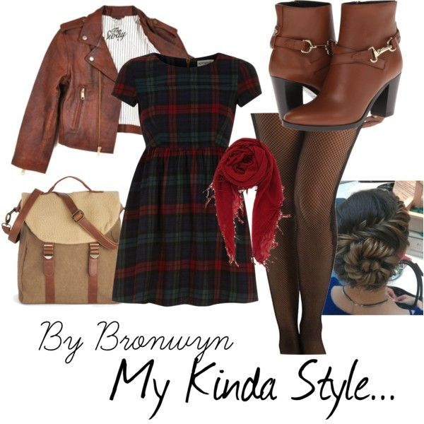 """My Kinda Style...."" by bronwynlenferna on Polyvore"