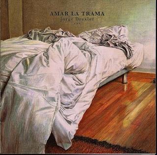 CD cover for Jorge Drexler