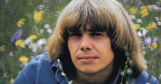 Czechoslovakian Hard Rock singer Jiří Schelinger