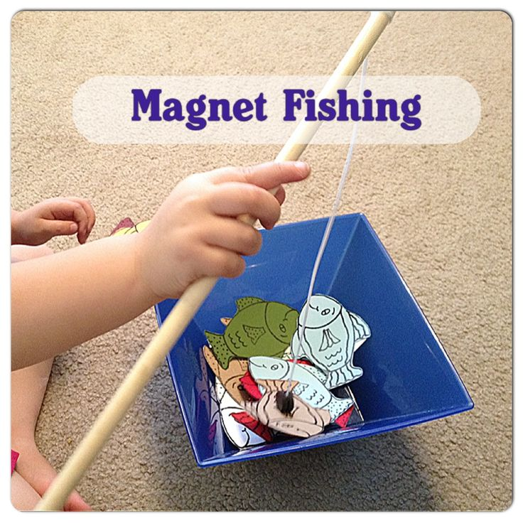 16 best preschool magnetic games images on pinterest for Best magnets for magnet fishing