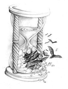 Broken hourglass tattoo  159 besten Hourglass Bilder auf Pinterest | Tattoo-Designs ...