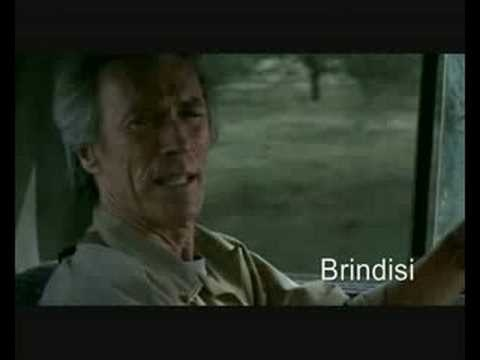E se prima di partire per #MyPugliaExperience vi dicessimo che anche Clint Eastwood è stato a Bari? Non ci credete? Guardate qui! (tratto da: I ponti di Madison County, 1995).