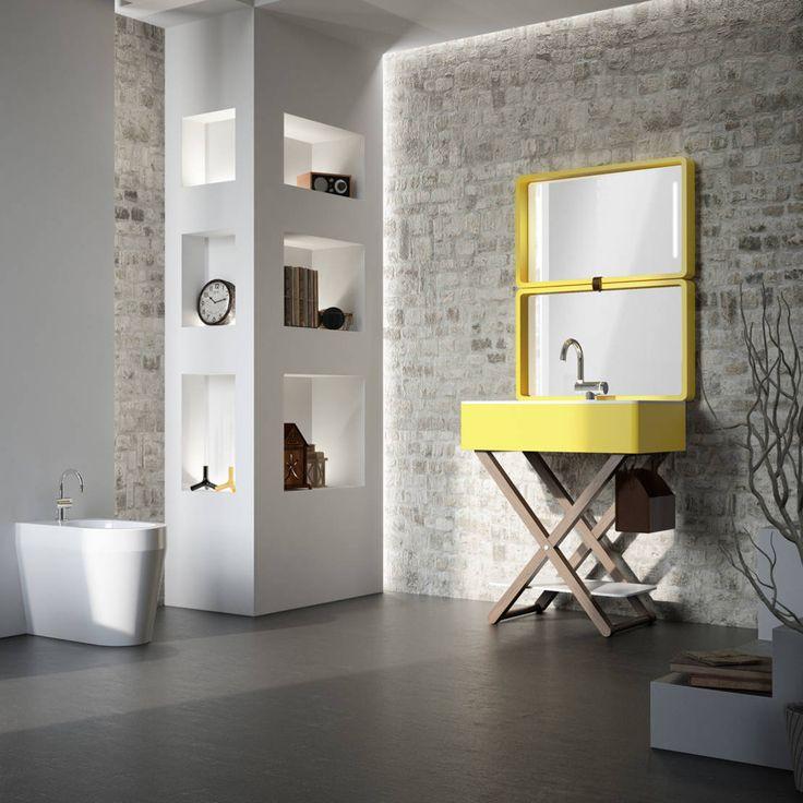 Oltre 25 fantastiche idee su bagni moderni su pinterest design per bagno moderno doccia e - Bagni design moderno ...