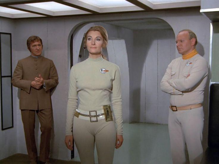 "UFO 1 x 2 ""Exposed "" Jean Marsh as Janna Wade"