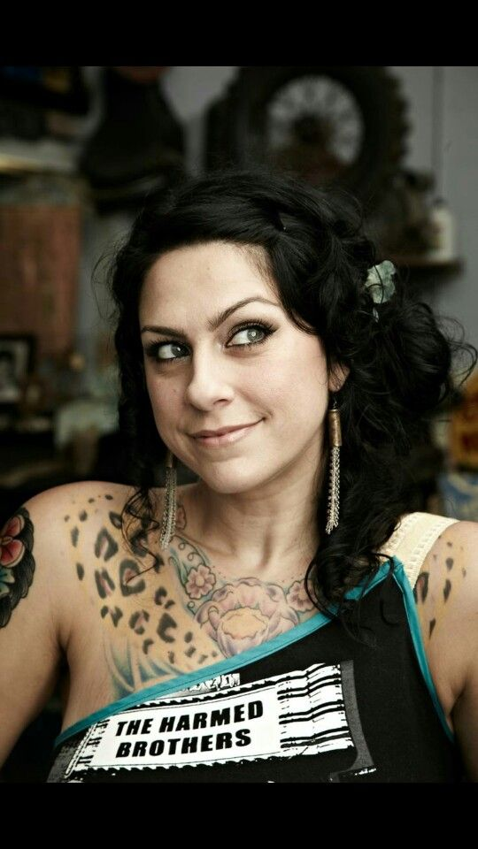 15 Photos Of Danielle From American Pickers That Mike And ...