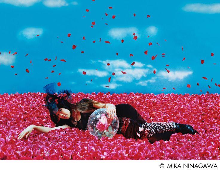 Great Japanese Photographer, Mika Ninagawa.
