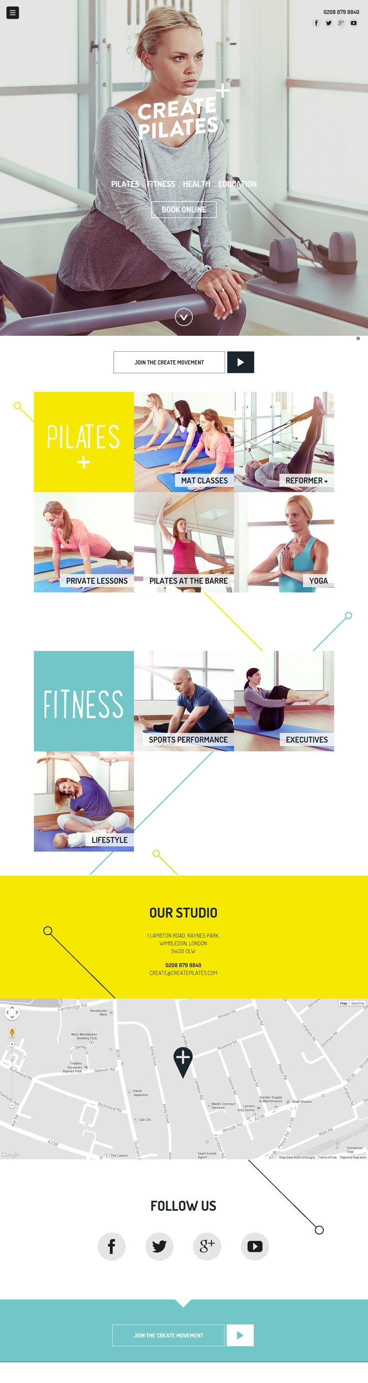 18 best Yoga Website Templates images on Pinterest   Website ...